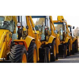 Industrial Tractor